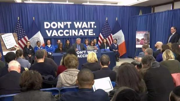 [NY] Mayor Declares Health Emergency Amid Measles Outbreak