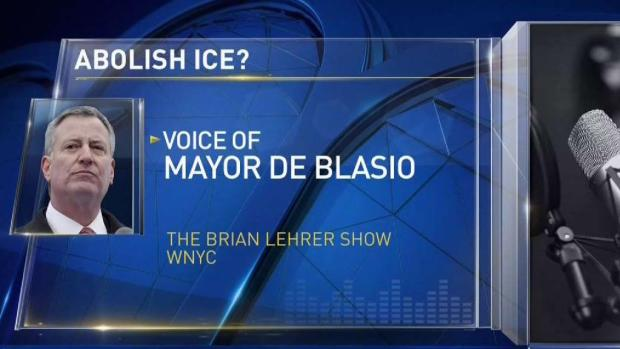 Mayor Joins Call to Abolish ICE