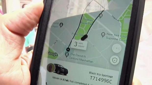 [NY] Mayor de Blasio Celebrates Uber Regulations