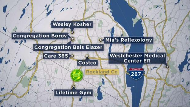 [NY] Measles Warning in Rockland County
