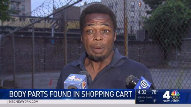 [NY] Men Describe Finding Human Head in Shopping Cart