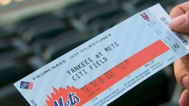 [NY] Mets Home Opener Holds Special Meaning for One Fan
