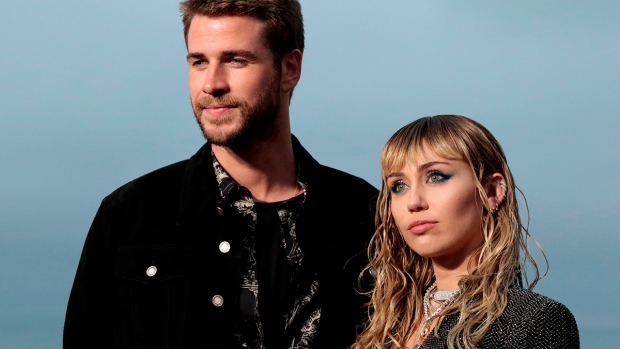 Celeb Breakups: Miley Cyrus and Liam Hemsworth