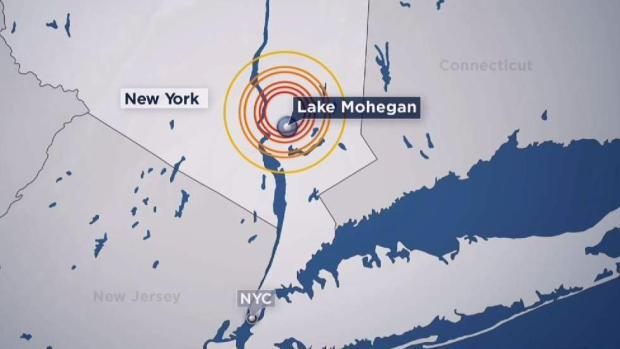 [NY] Minor Earthquake Rattles Westchester County