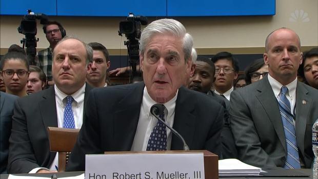 [NATL] Mueller Testimony Prompts Election Security Bills