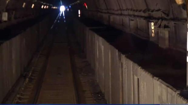 [NY] Murphy Tours North River Tunnel Underneath Hudson