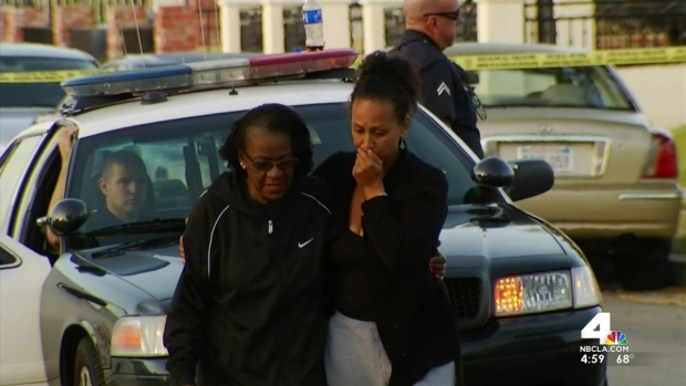 [LA] Neighbors Shocked Over Actor's Murder Arrest