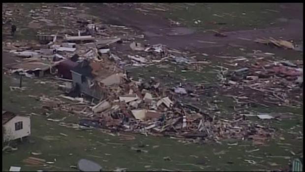1 Dead, Dozens Injured After Tornado Hits Northwest Wisconsin