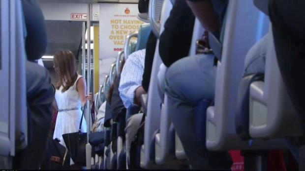 NBC 4 New York Rides Along With LIRR Traveler