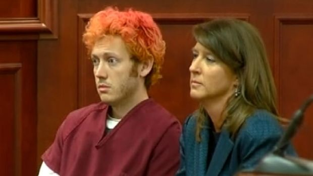 "[NEWSC] ""Dark Knight"" Massacre Suspect Appears in Court"