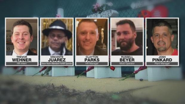 [NATL] Father, Grandfather: The 5 Victims of the Aurora, Ill., Shooting