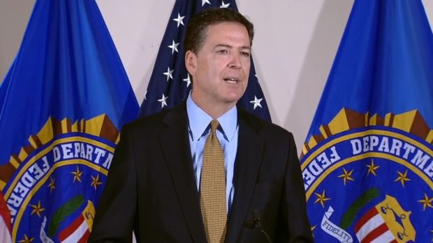 [NY] FBI Chief Says Hillary Clinton Emails Careless, Not Criminal