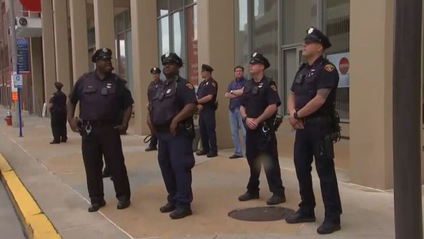 [NATL] Security on High Alert for RNC Kick Off