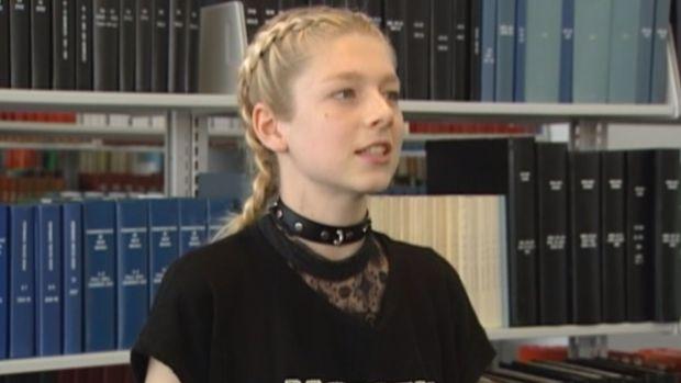 [NATL] Transgender Student Joins Plaintiffs Against NC 'Bathroom Bill'