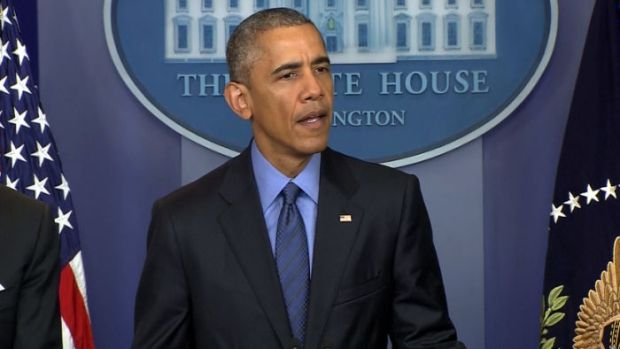 "[NY] Obama: Church Shooting ""Raises Questions About a Dark Part of Our History"""