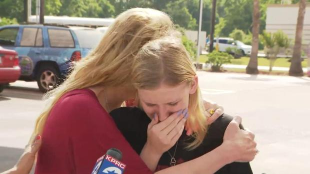 [NATL] Survivor of Santa Fe High School Shooting: 'I Was Scared for My Life'