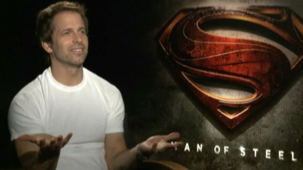 "[NEWSC] ""Man of Steel"" Director Zack Snyder"