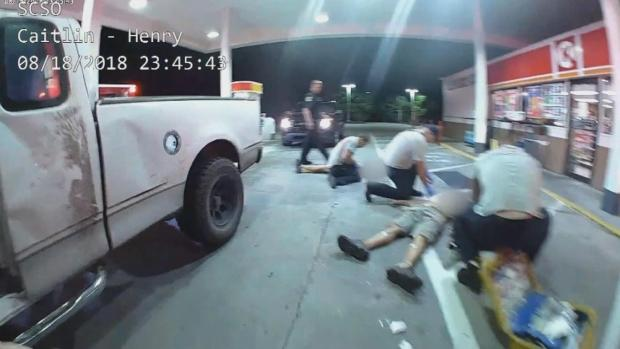 [NY] 3 Fentanyl Snorters Overdose at Same Time; Body Cams Show Triple Narcan Rescue