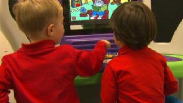 [NEWSC] Violent TV May Change Children
