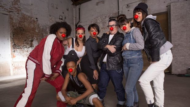 """[NATL] Red Nose Day: """"Reservoir Bitches"""" With the Cast of """"Orange Is the New Black"""""""
