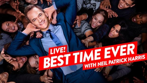 [NATL] First Look: 'Best Time Ever With Neil Patrick Harris'