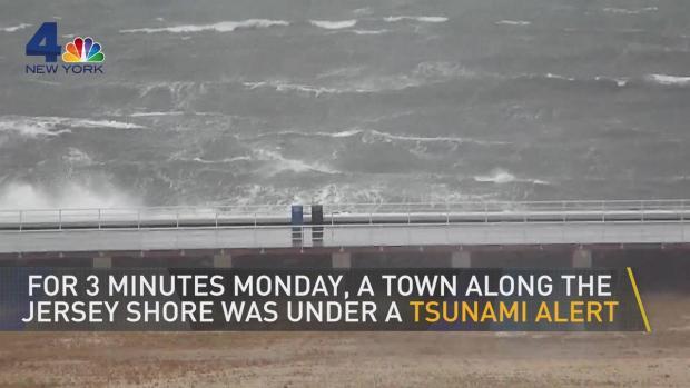 [NY] Don't Panic! Errant Tsunami Warning Sent in Jersey Shore Town