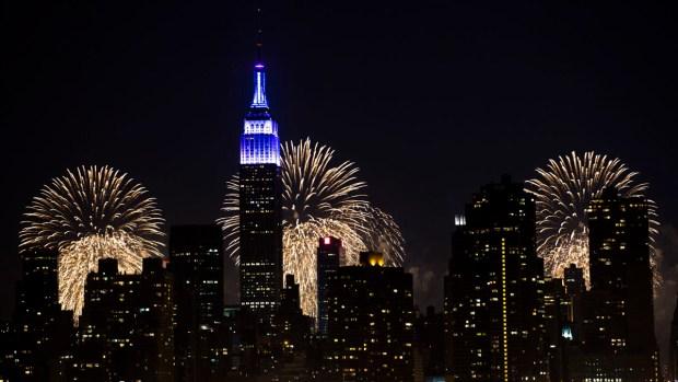 [NY] Macy's 4th of July Fireworks
