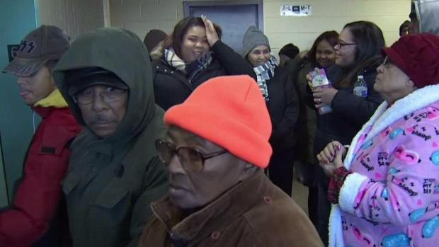 [NY] NYCHA Meets With New Yorkers Left Without Heat