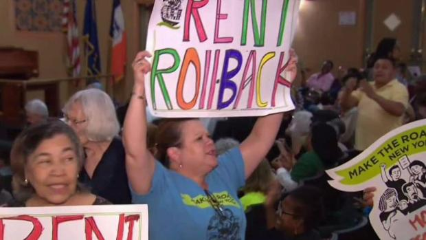 Rent Stabilized Apartments Nyc Rent Increase