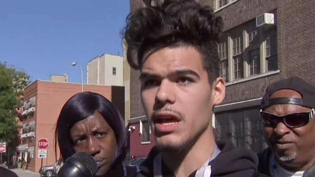 [NY] School Stabbing Witness: 'My Brother Died in Front of Me'