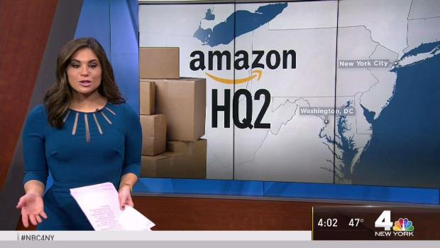[NY] NYC Will Become New Home to Amazon