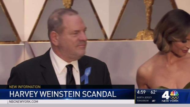 [NY] NYPD Taking Fresh Look at Weinstein Sex Assault Claims