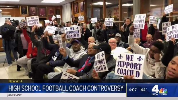 [NY] NY Coach's Reassignment Before Playoff Sparks Outrage