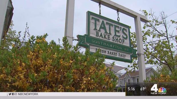 [NY] Southampton-Famous Tate's Bake Shop Gets Massive Deal