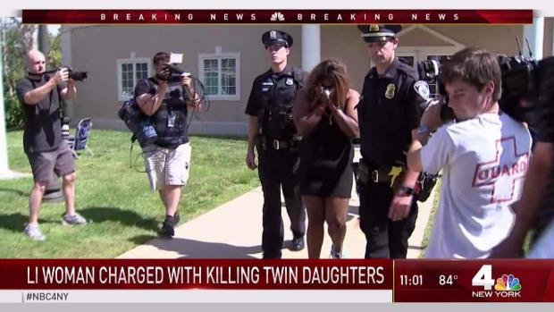 [NY] NY Mom Charged With Killing Twin Daughters