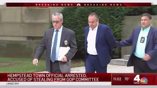[NY] NY Official Arrested for Allegedly Stealing From GOP Committee