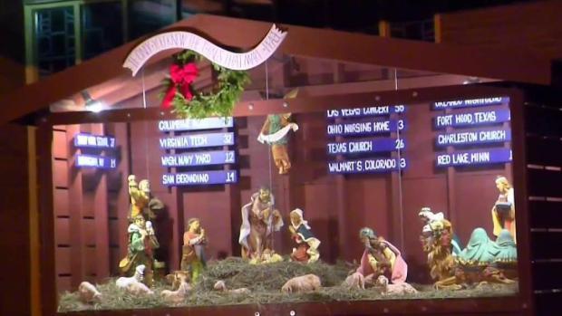 [NATL-NECN] Nativity Scene Sparks Gun Violence Controversy