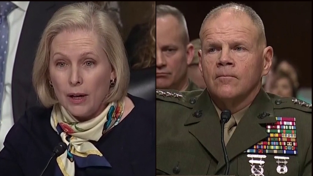 NY Senator Demands Accountability From USMC Commandant