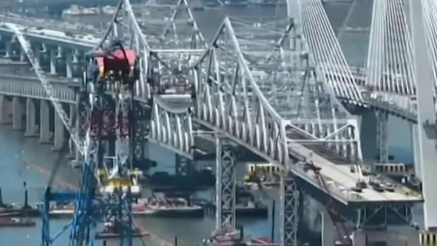 New Bridge Span to Be Open Wednesday After Tappan Zee Scare