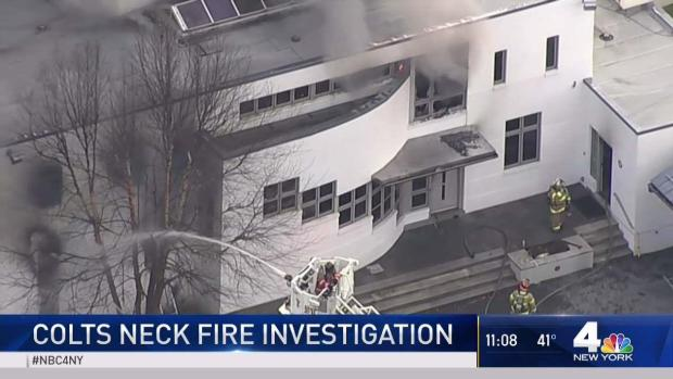 New Jersey Mansion Fire Investigation Revelations