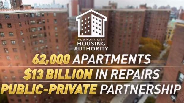 New Plan to Improve NYCHA Public Housing