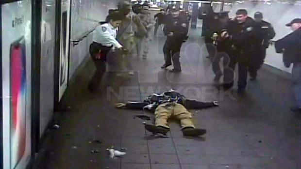 [NY] New Video Shows Police Response in NYC Blast