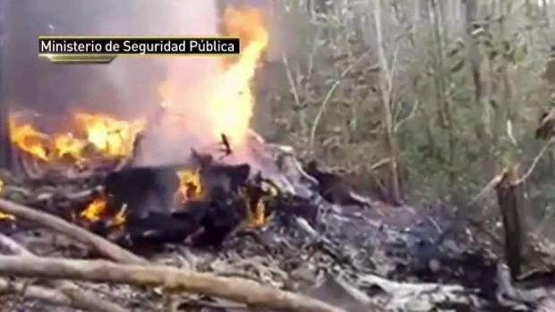 New York Family Killed in Plane Crash Costa Rica