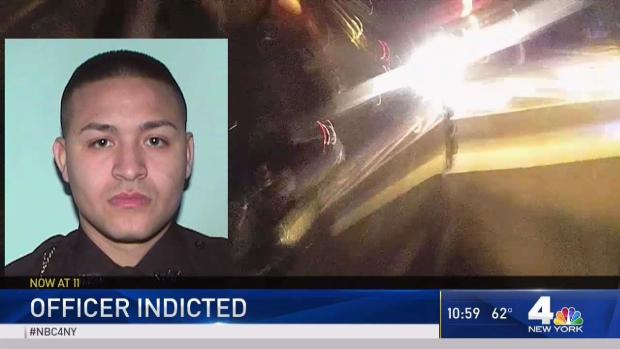 [NY] Newark Cop Faces Manslaughter Charges in Shooting