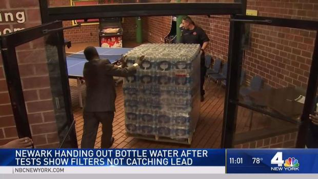 [NY] Newark Residents Concerned Amid High Lead Levels Found in Water