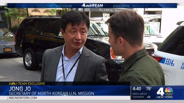 North Korea owes NY thousands in unpaid parking tickets