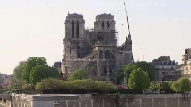 [NY] Notre Dame Fire: What Went Wrong?