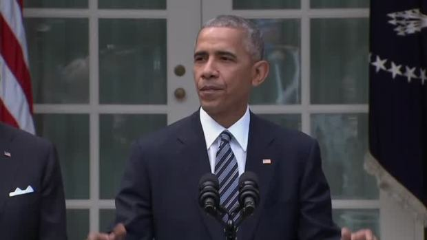 [NATL] Obama: 'We Are All on One Team'
