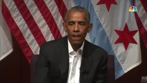 [NATL] Obama Discusses the Importance of Youth for American Politics