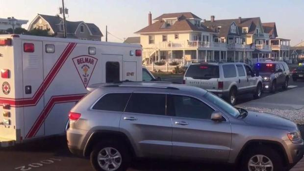 [NY] Officials Rescue More Than 30 From Water in Belmar